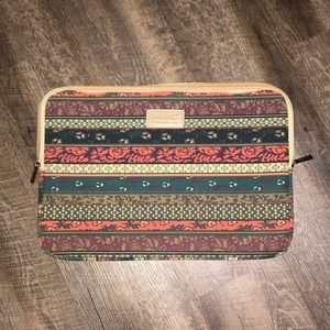 Printed laptop sleeve - 17 inches